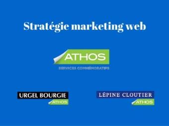 stratégie et présence web