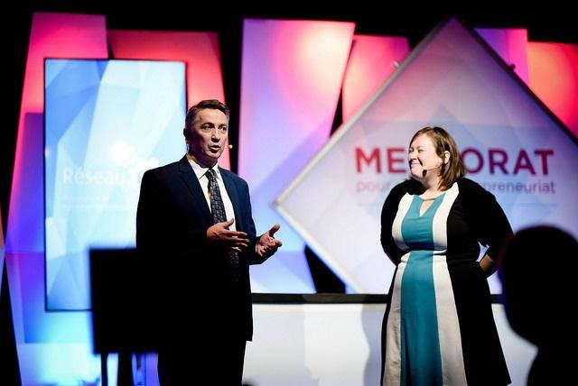 conférence mentorat entrepreneuriat quebec