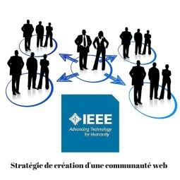 création communauté présence web