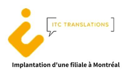 implantation filiale canada Québec