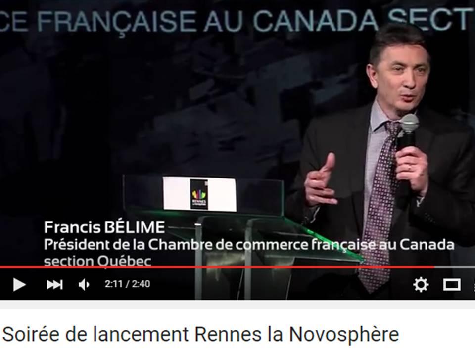conference affaires france quebec