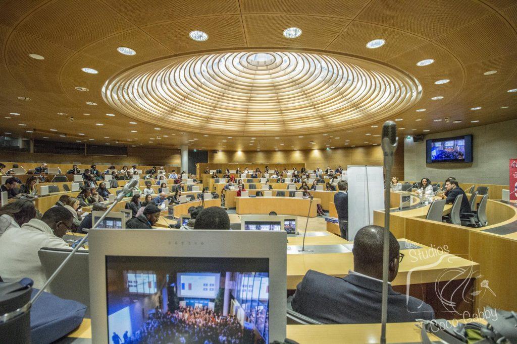 3e grande rencontre des juenes entrepreneurs de la Francophonie - Strasbourg France